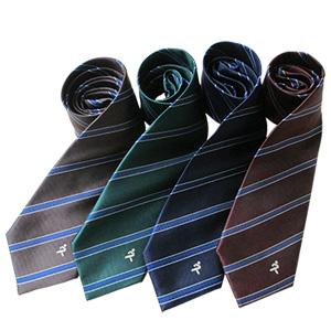 博多織ネクタイストライプ