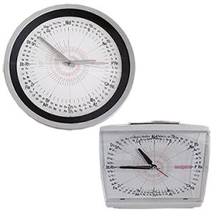 原子番号時計